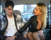 fantasmes d'amatrices : une pipe dans un taxi parisien