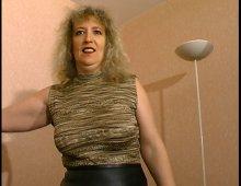 casting d'une amatrice mature aux gros seins