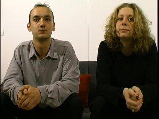 Couple amateur en pleine vidéo coquine