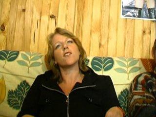 Trio libertin avec un couple amateur venu passer un casting porno