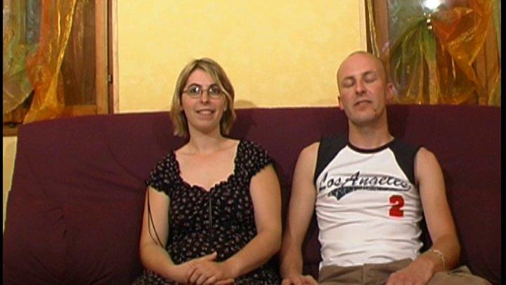 Cuckold et femme candauliste en porno
