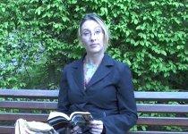 Carole rencontrée dans un parc baise avec un inconnu