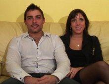 interview porno d'un couple amateur de banlieue parisienne