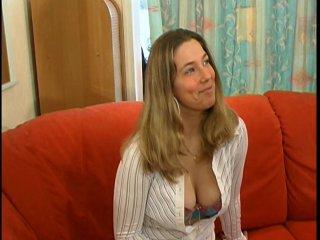 Couple amateur réussit son casting porno amateur