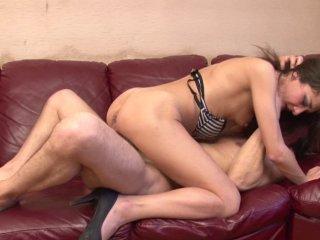 le casting porno d'une grosse amatrice nymphomane