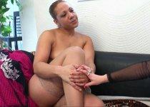 Voir la vidéo: Sodomie douloureuse pour le casting sexy d'une antillaise
