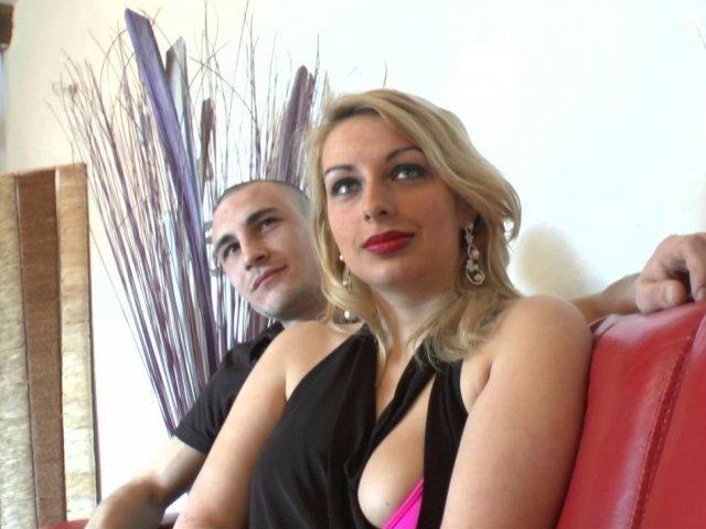 blonde libertine fan de gorge profonde