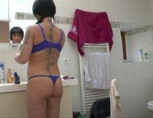 scène porno pour une amatrice marseillaise