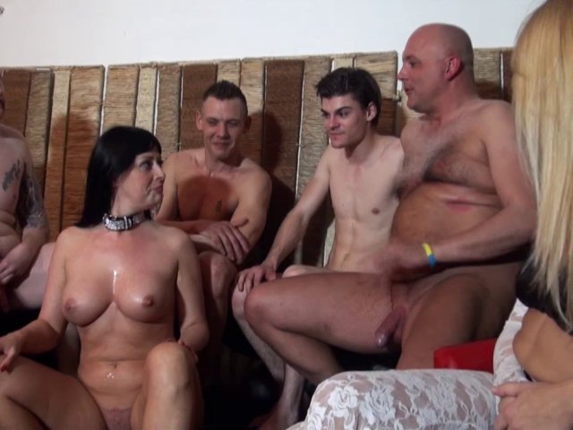 video d'un gangbang amateur filmé en belgique
