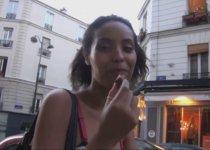 Voir la vidéo: Casting sauvage avec une salope black