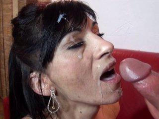 Linda India lance un défi à richard pour se faire baiser! 5