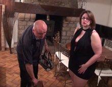 les sextapes d'une amatrice BBW très ouverte niveau sexe