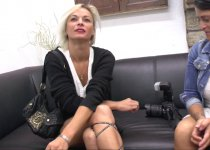 Un casting porno sensuel mais intense