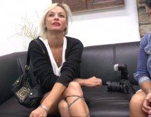 une amatrice basque découvre le porno amateur
