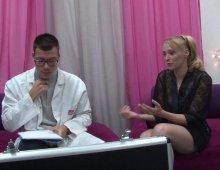 préparation à la baise anale pour une amatrice française