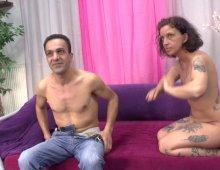 casting porno trash avec une amatrice déjantée !