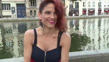 près du Canal St-Martin, avec une amatrice roumaine qui veut du sexe hard