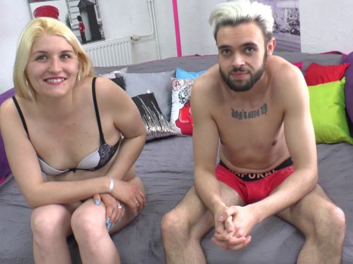 belle blonde sexy aime les castings porno sauvages