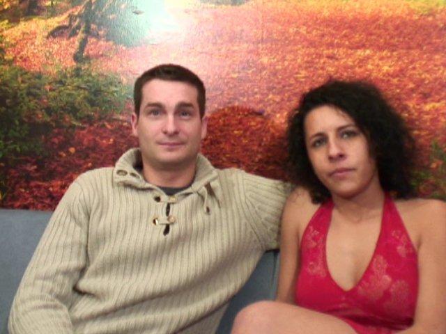 jeune couple libertin venu se faire filmer en baisant