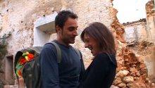 Un promeneur bien chanceux de rencontrer Laura ;-)