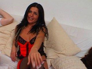 Sodomie caliente d'une latine venue passer un casting