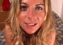 Une jolie blonde pour un casting sexy