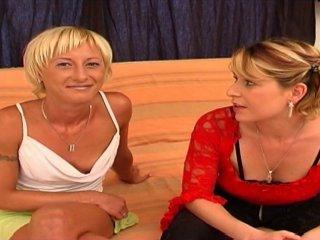 Noémie tchécoslovaque passe un casting avec Vanessa