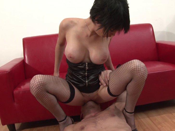 Sextape d'un couple lors d'un casting porno amateur chez Philippe