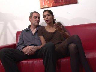 Casting porno d'un couple amateur très chaud !