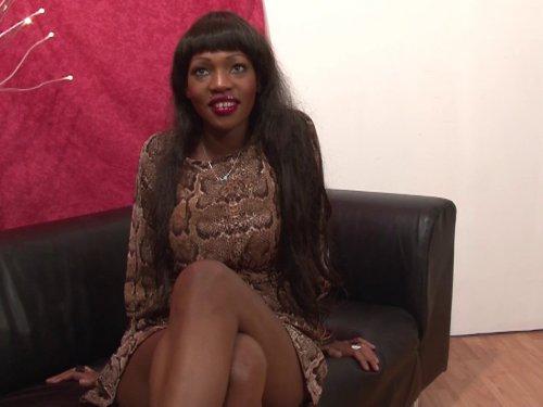 africaine aimerait devenir actrice x