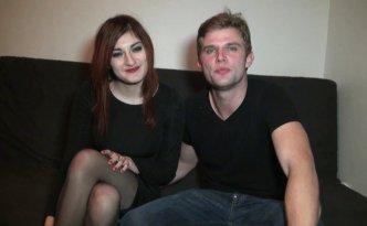 Voici un jeune couple parisien libertin