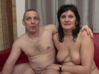 Couple libertin s'essaie au porno pour la première et dernière fois