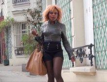 la sextape d'une black parisienne très chaude