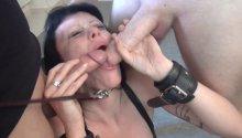une amatrice de Narbonne soumise, torturée et offerte
