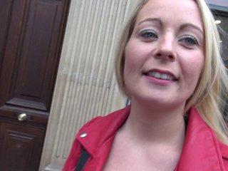 Marion croisée dans une rue à paris, adore la sodo !