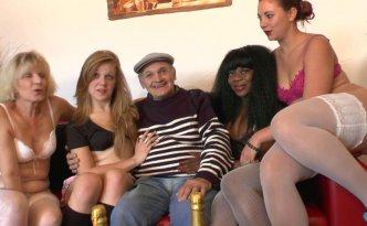 Exclusivité: Après 15 ans de tournage, Papy tire sa révérence