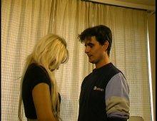 , Marianne et Stéphane, 2 amateurs, vont faire connaissance lors de leur 1er casting, Sexe Friend