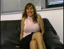 , Juliette et sa poitrine magnifique pour un casting très chaud, Sexe Friend