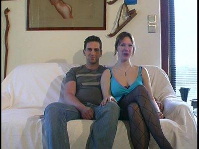 Ce petit couple est venu jusqu'à la Rochelle pour son 1er casting. Ils étaient v