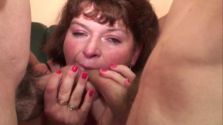 Hard fucked chubby woman mature gets