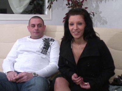 Annabelle et Bruno de Caen, couple amateur de baise en tout genre, ont fait appe