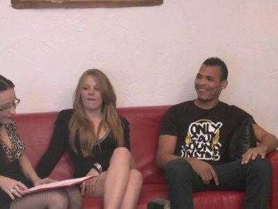 On reçoit Jess et Esteban, deux petits nouveaux désireux de tourner en notre com