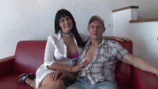 Couple cochon de Belgique qui rêve de percer dans la pornographie !