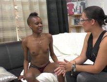 220x170 82 - Casting de Bianka, une Kenyane torride qui n'a pas froid aux yeux!