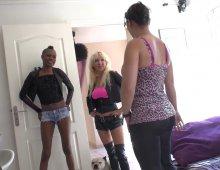 220x170 52 - Partouze déjantée avec Thérèse et Bianka, deux cochonnes en manque de sensations!