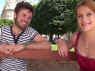 Anna nous a contacté pour passer un casting. Cette jeune parisienne aux petits s