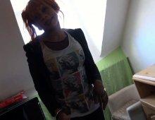 220x170 307 - Naomie, petite black victime de notre casting sauvage dans la rue