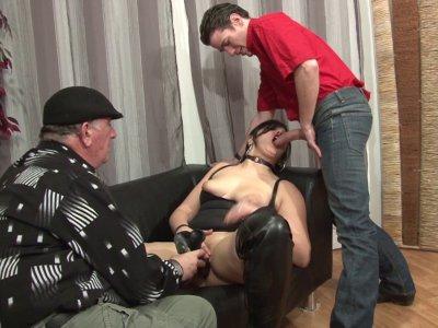 Philippe a rendez vous avec Calista pour un petit casting. Ça fait trois mois qu